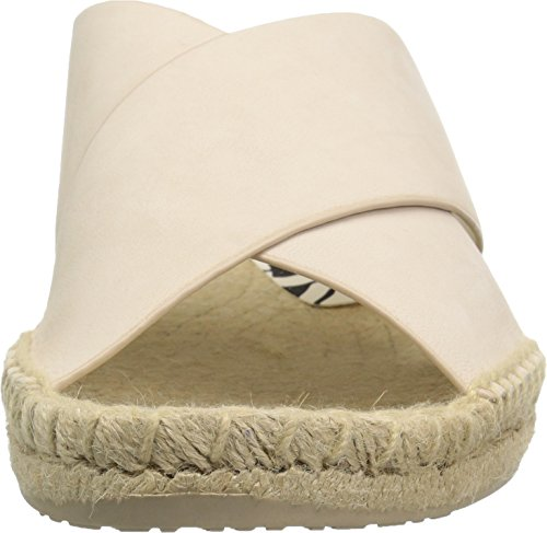 Dolce Vita Kvinners Loke Plattform Sandal Off White Nubuck ...