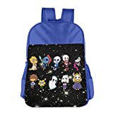 STALISHING Kid's Undertale All Roles School Bag Backpack