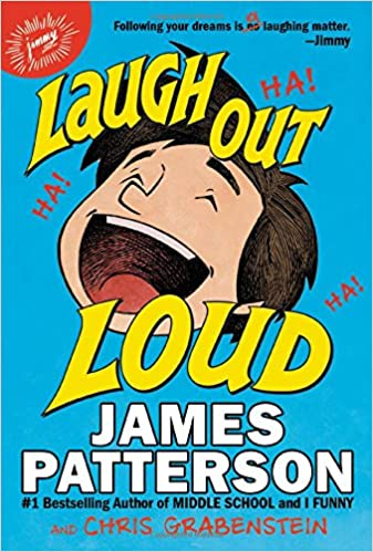 Image result for laugh out loud patterson cover