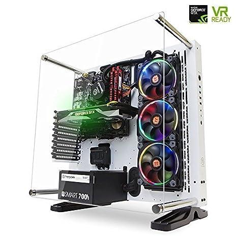 SkyTech Supremacy computadora de Escritorio para Juegos - i7-7700K ...