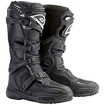 O'Neal Men's Element Boots (Black, Size 12)