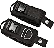 xDeep Secure Weight Pockets for Scuba BCD