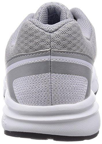 adidas Galaxy Trainer - Zapatillas de atletismo para hombre Blanco / Gris