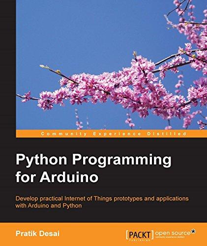 Python Programming for Arduino Kindle Editon