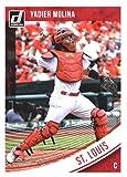 2018 Donruss #176 Yadier Molina St. Louis Cardinals Baseball Card