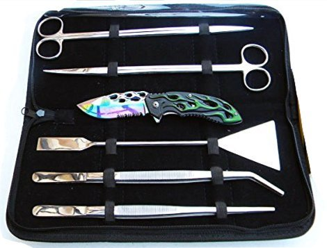 5-pc-aquarium-plants-landscaping-tools-kit-in-pouch-packing-with-free-rainbow-titanium-spring-assist
