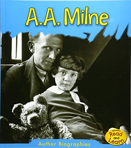 Used, A. A. Milne (Author Biographies) for sale  Delivered anywhere in USA