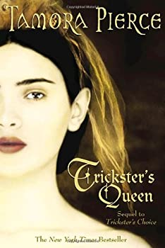 Trickster's Queen 0375914676 Book Cover