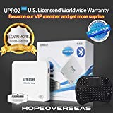 2019 Latest unblock Model UBOX PRO2 I950 CA Licensed Version Satellite Receivers