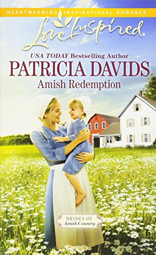 book cover of Amish Redemption