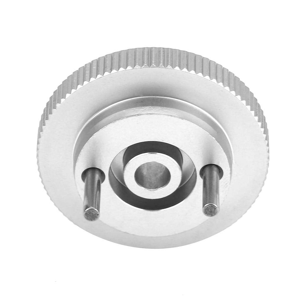 RC Flywheel Silver Aluminium Alloy Lightweight Flywheel for HSP 1//10 Scale Nitro RC Car Upgrade Accessory