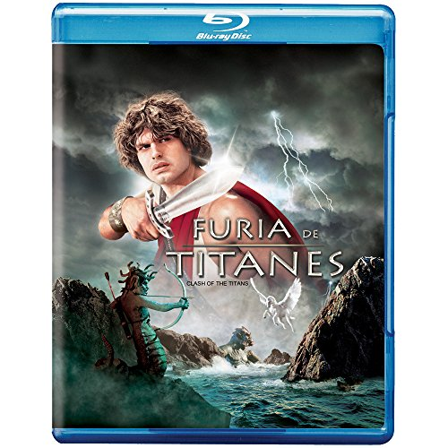 Blu-ray : Clash of the Titans (Widescreen)