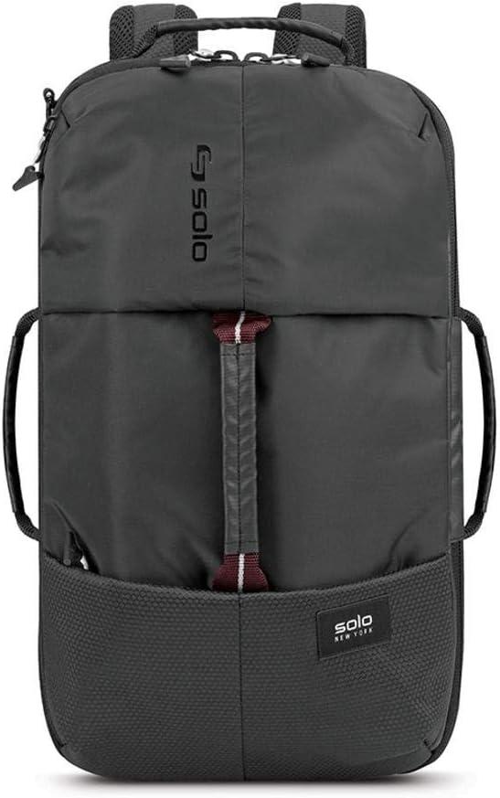 Solo New York All- Star Hybrid Backpack Duffel Bag, Black, One Size