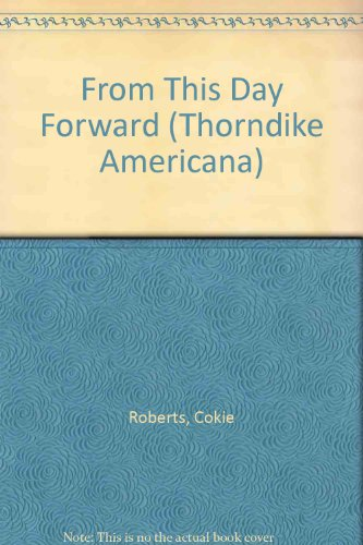 0786225750 - Cokie Roberts; Steven Roberts: From This Day Forward - Libro