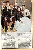 Legacy Grayson McCouch Brett Cullen original clipping magazine photo 1pg 5x7 #Q6413