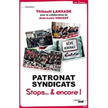PATRONAT SYNDICATS (DOCUMENTS) (French Edition)