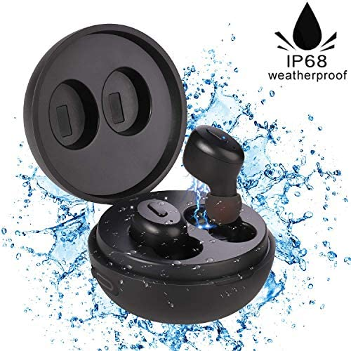 IP68 Waterproof Swimming Earbuds Built product image