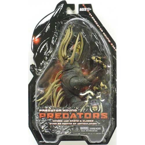 NECA Predators 7 inches Action Figure Series 3 Predator Hound