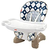 Fisher-Price SpaceSaver High Chair - Navy