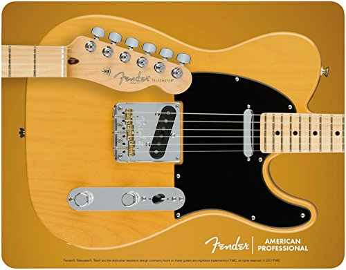 Fender Telecaster Electric Guitar Mouse Pad - Butterscotch Blonde