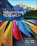 img - for Methods in Behavioral Research book / textbook / text book