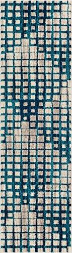 (Well Woven Modern Geometric 2x7 (2'3
