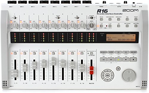 Zoom R16 Multitrack SD Recorder Controller and ()