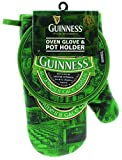 Guinness Green Collection Oven Glove and Pot Holder