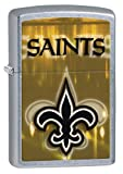 Personalized Zippo Lighter NFL New Orleans Saints - Free Engraving