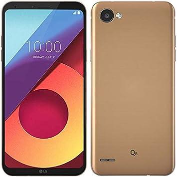 Smartphone LG Q6+ Dual Sim 64GB LTE 4G Gold 4GB RAM M700: Amazon ...