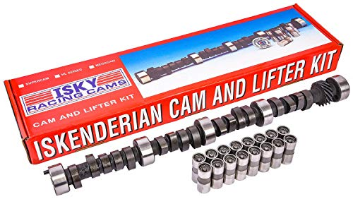 Isky Racing Cams CL201281 Camshaft Lifter Kit for Small Block Chevy