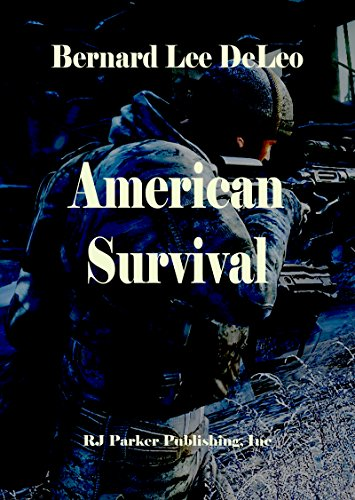 American Survival: Bio-Weapons War in the US (Action Thrillers Book 5) by [DeLeo, Bernard Lee]