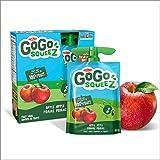 Go Go Squeez Fruit Sauce, Apple, 360g per Unit (4 X 90g per Pouch)
