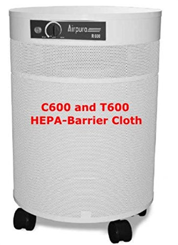 - Airpura Industries RpHBCO Replacement HEPA Barrier Post Filter Cloth Compatible with the C600 T600