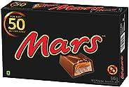 Mars Chocolate Halloween Candy Bars, 50 count