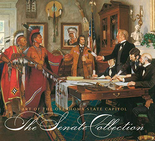 Art of the Oklahoma State Capitol: The Senate Collection