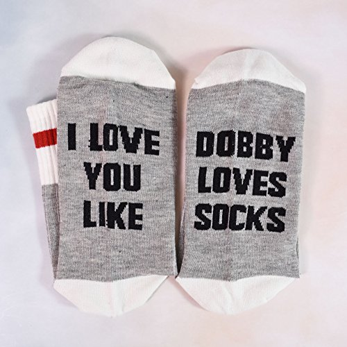 For 4 Casual Dress Socks 5 Novelty Pack Gifts Funny Talking Design Socks Cotton Set SOCKS Colorful Womens WEILAI 7IaBwPBq