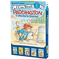 Paddington Collector's Quintet: 5 Fun-Filled Stories in 1 Box!