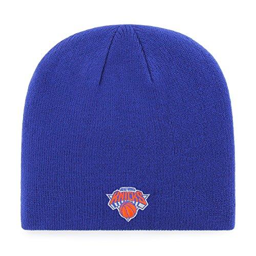 3f1a7695051 OTS NBA New York Knicks Beanie Knit Cap