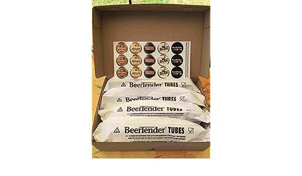 30 tubos máquina Krups o Seb Beertender: Amazon.es: Bricolaje y herramientas