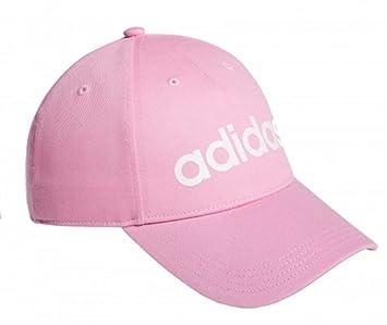 adidas Daily Cap Gorra, Mujer, rosaut/Blanco, Talla Única: Amazon.es: Deportes y aire libre