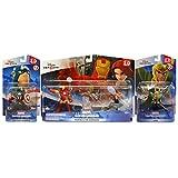 Disney Infinity 2.0 - Marvel Avengers Bundle 3 (3-Pack)