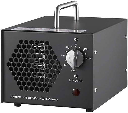 Wriken Generador De Ozono Portátil Comercial,5000mg/h,Purificador ...