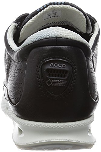 Ecco Schwarz Ladies Outdoor Damen 50669black Fitnessschuhe White Cool 48B4Tw