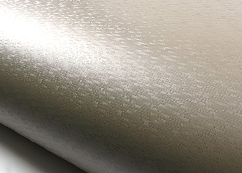Price comparison product image ROSEROSA Peel & Stick Backsplash Sparkling Square High Glossy & Textured Self-Adhesive Vinyl Interior Film Shelf Liner Table and Door Reform (DM205(5145-13) : 2.00 feet X 6.56 feet)