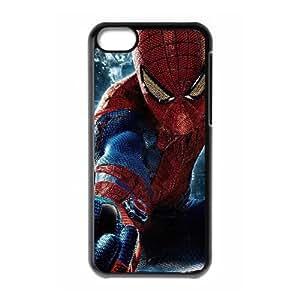 iPhone 5C Phone Case Black Spiderman KMH4949857