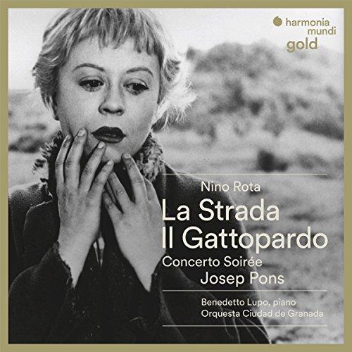 Rota: La Strada, Il Gattopardo, Concerto-Soirée