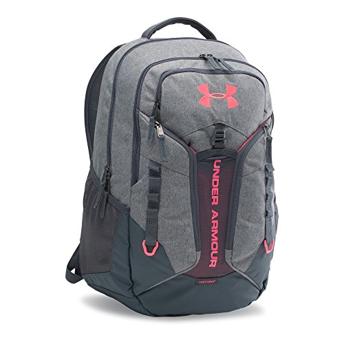 Under Armour Storm Contender Backpack, Graphite (041)/Pink Chroma, One Size