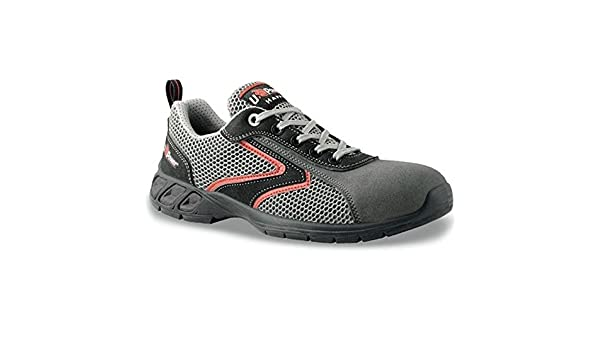 U POWER - Calzado de protección para hombre gris gris M gris Size: 43