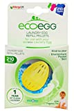 Ecoegg Laundry Egg Refill, 210 Loads, Fragrance Free
